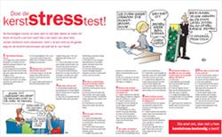 De kerst-stress-test