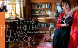 Interview met Isabel Allende