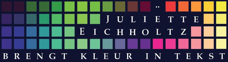 Juliëtte Eichholtz - Brengt kleur in tekst